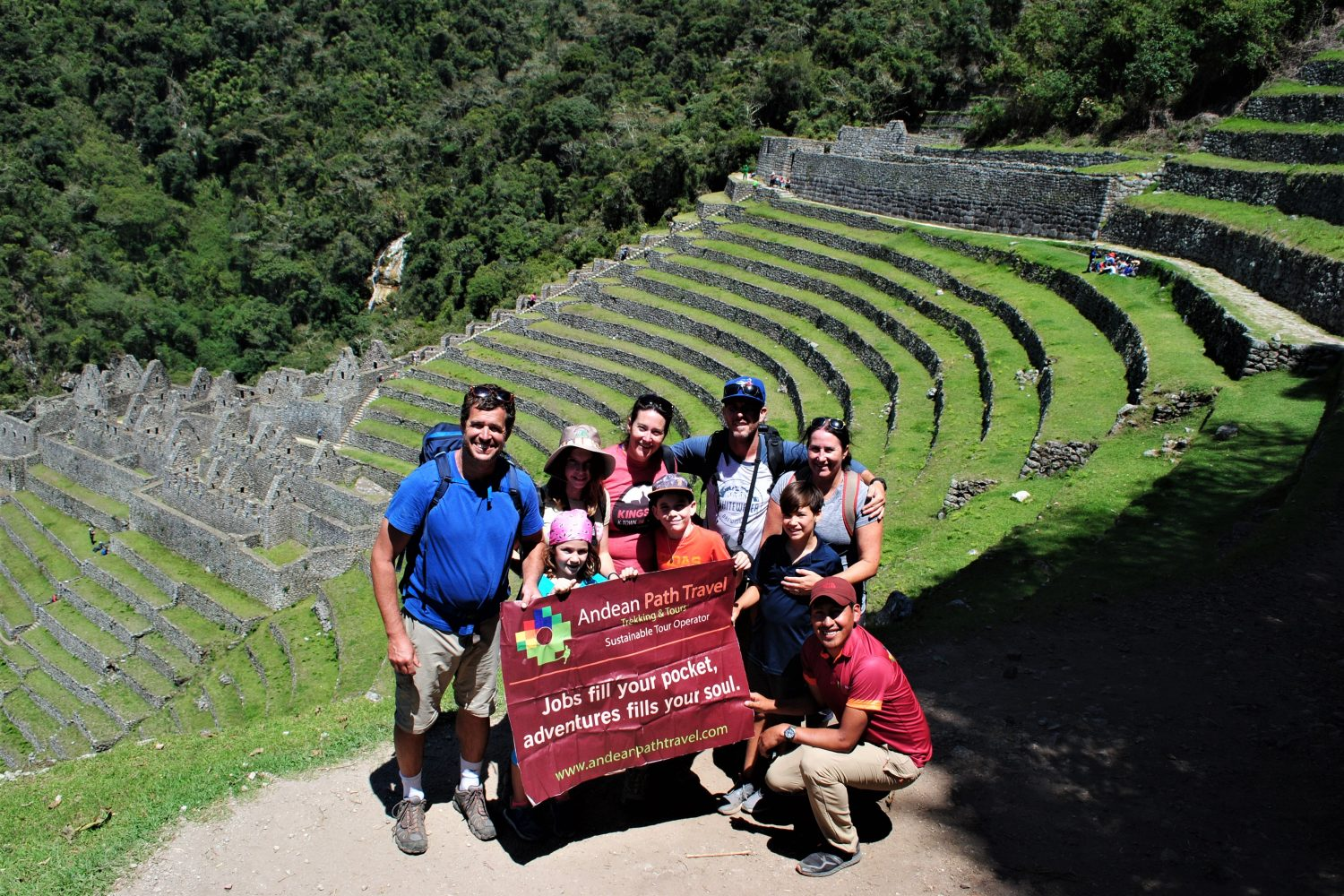 Private Inca Trail