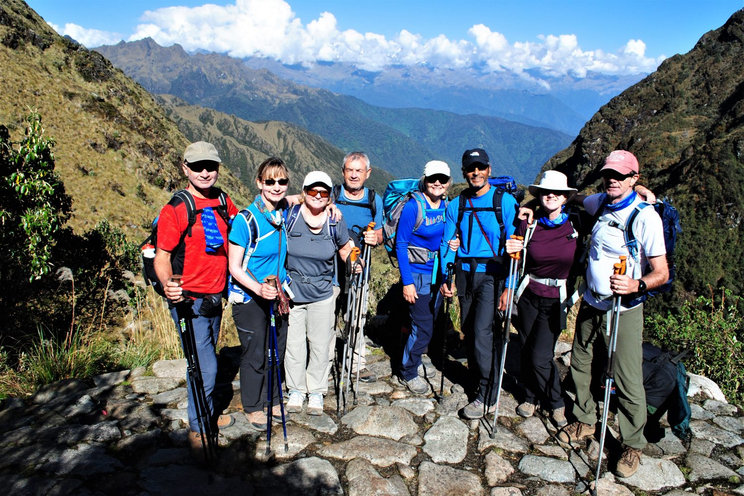 Comfort Inca Trail to Machu Picchu 4 Days