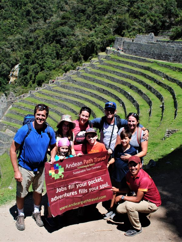 Short Inca Trail with Camping 2 Days