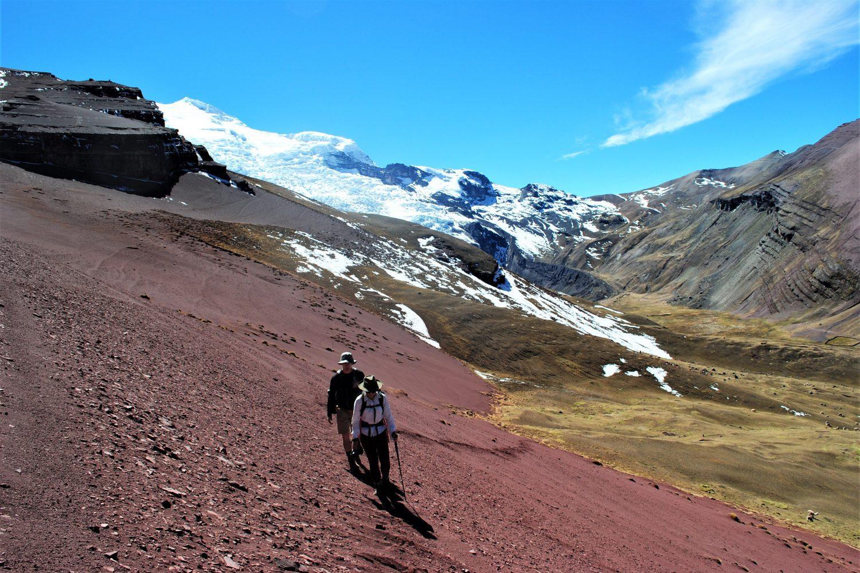 Ausangate Trek to Rainbow Mountain