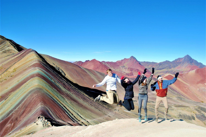 Rainbow Mountain Trek