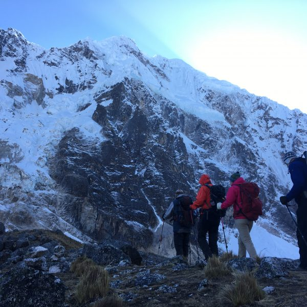 salkantay Trek to Inca Trail
