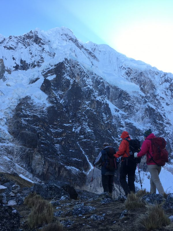salkantay Trek to Inca Trail