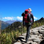 i day inca trailhike to machu picchu